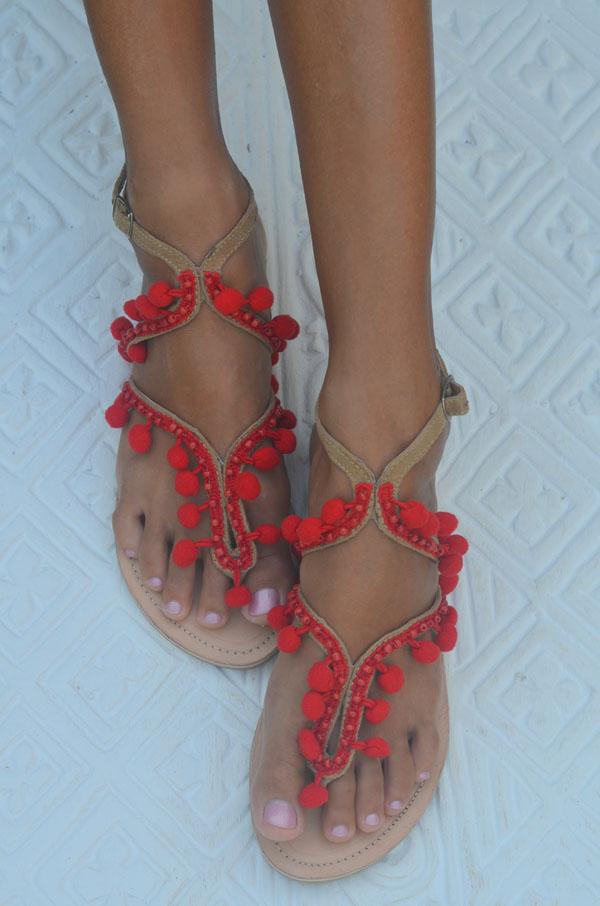 063b6a54838 Sandals | Hot Lava