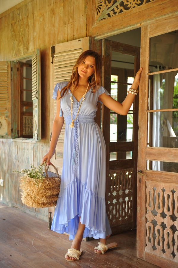 11. BR2006 Dress Isabelle Lavender (1)