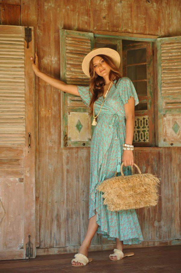 8. A20420 Wrap Dress Dani Poppy Azure (5)