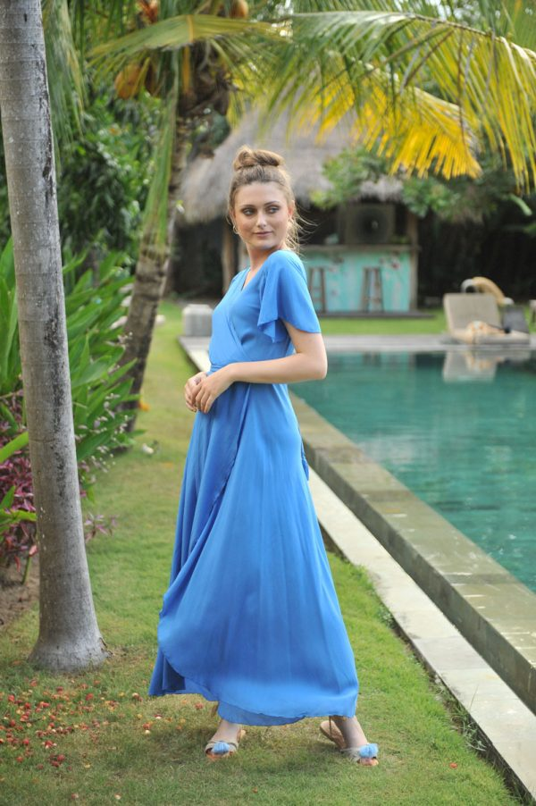 16.1 A2052 Wrap Dress Dani Cobalt (2)
