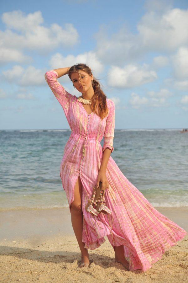 2.10 A20397 Dress Mila Moonstone Pink (3)