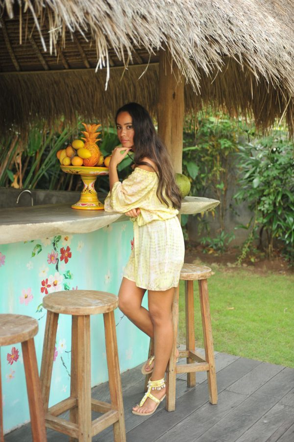 3.2 A20392 Dress Bibi Moonstone Yellow (1)