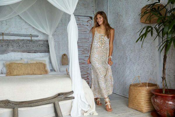 Dress Anna Leopard 1