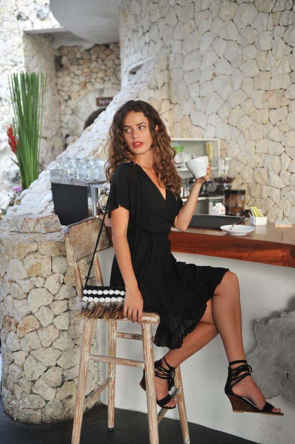 Dress Dani Short Black